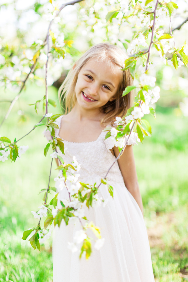 Cherry Blossom Niagara Family Photographer 63