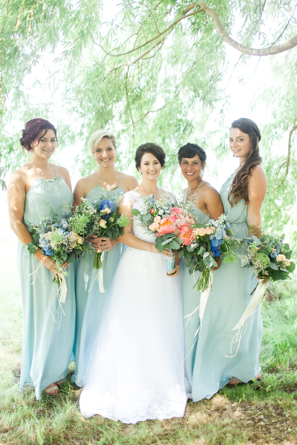 Kurtz Orchards Bridesmaids
