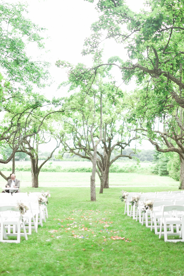 Kurtz Orchards Outdoor Ceremony