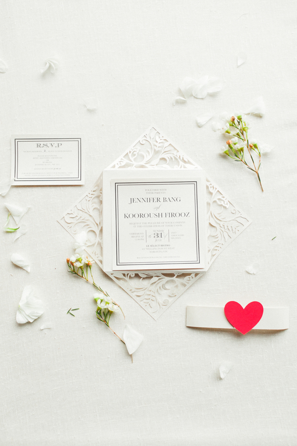 Le Select Wedding Invitations