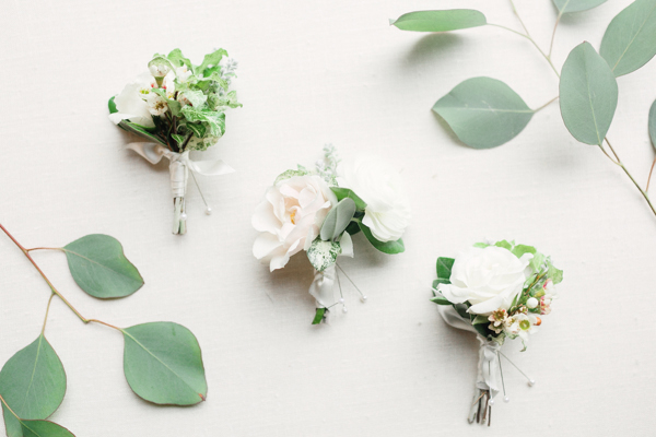 Le Select Wedding Boutonieer