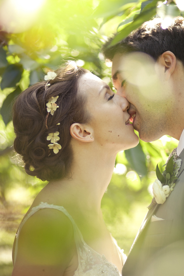 Kurtz Orchards Bride Groom Wedding Photographer