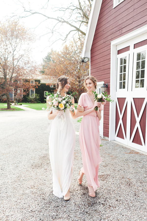 Cherry Avenue Farms Bridesmaids