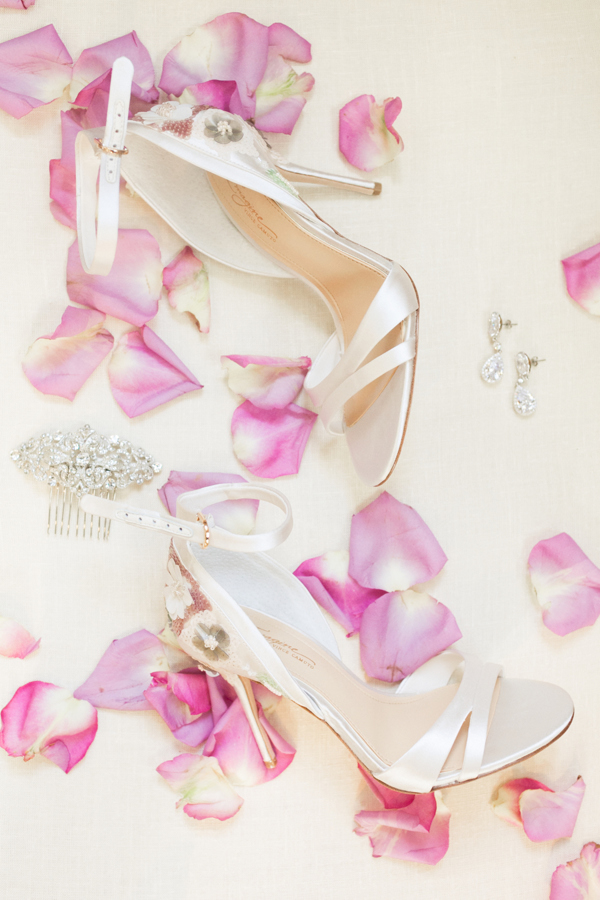 Old Mill Toronto Wedding Shoes