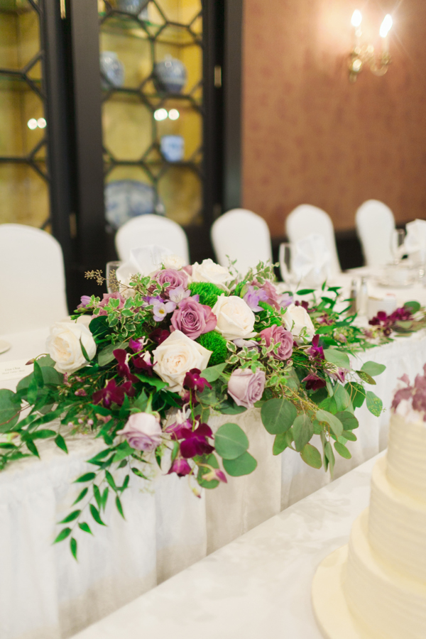 Old Mill Toronto Wedding Reception Decor