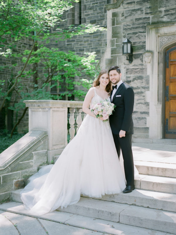 University of Toronto Film Wedding